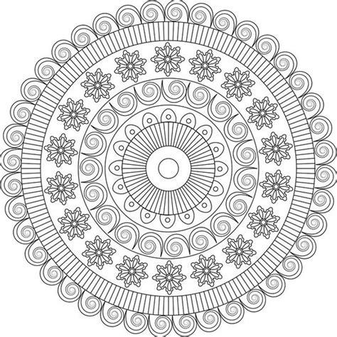 mandala coloring pages play 1000 ideas about mandala printable on
