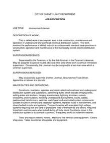 Examples Of Job Descriptions For Resumes Resume Job Description Examples Berathen Com
