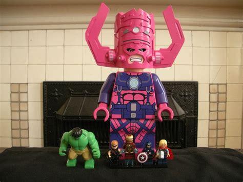 Batman Classic Lego Bootleg Kws Limited custom lego marvel heroes galactus minifigure the