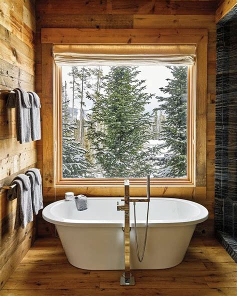 cabin bathrooms ideas best 25 cabin interior design ideas on cabin