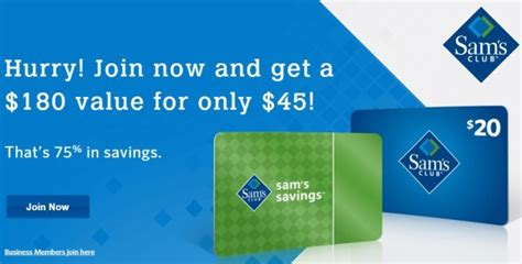 Sam Club Gift Card Offer - 20 sam s club gift card coupons join today for only 45 become a coupon queen