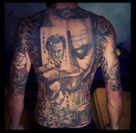 joker tattoo best the joker card tattoo ideas tattoo designs