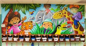 Wall Murals For Schools wall murals for schools related keywords amp suggestions wall murals