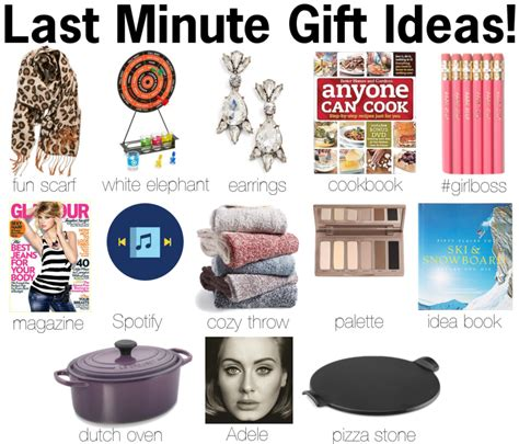 great generic gift ideas a memory of us last minute gift ideas a kansas city fashion