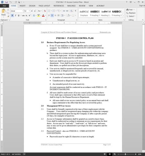 infection control plan template eliolera com 23