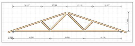 Roof Truss Design Roofs Roof Truss Design