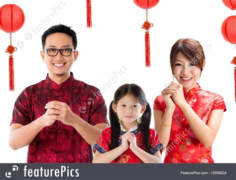 new year greeting gesture family greeting image