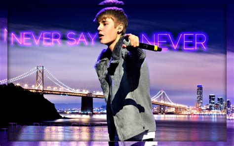 never say never justin bieber never say never windows 10 theme themepack me