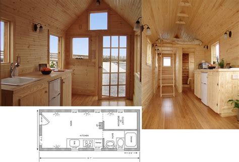 Tiny House Closet by Inside Small Houses Tiny Houses Below Shafer S