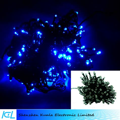 lights clear wire solar powered led lights led string