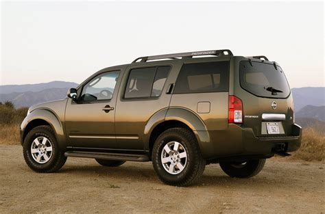 pathfinder nissan 2006 nissan pathfinder picture 41157 car review top