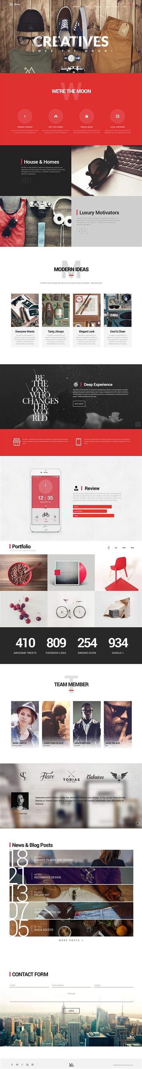 good website ideas 15 great website layout ideas for inspiration