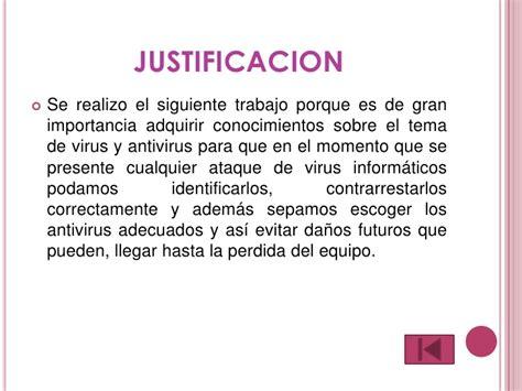 ejemplos de justificacion ejemplos de una justificacion tesis de maestr 205 a