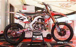 Www Honda Mx Honda 22 Dirtbike Dirtracer Motocross Pictures Vital Mx