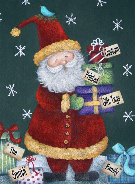 Santa Claus Angpao Custom 2116 santa personalized santa claus personalized by bethstephensart