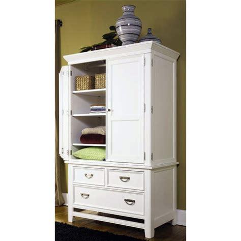 white entertainment armoire entertainment centers ashton white collection tv armoire