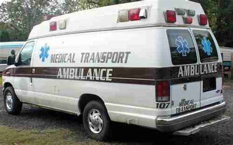 buy used 1997 ford e350 ambulance 7 3l powerstroke diesel in bowling green kentucky united states buy used 1997 ford e 350 econoline xl extended cargo van 2 door 7 3l ambulance in toms river