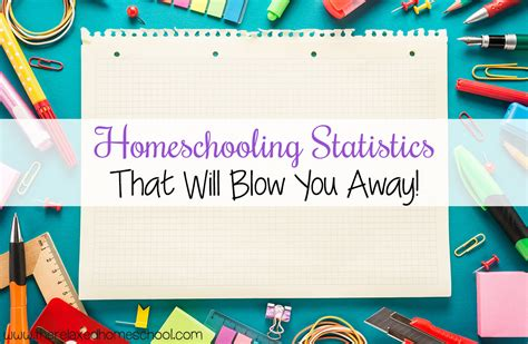 looking for accurate homeschool statistics find out the