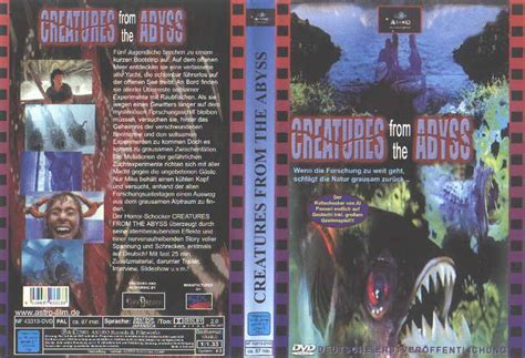 format x264 dvd horror creatures from the abyss 1994 widescream edition