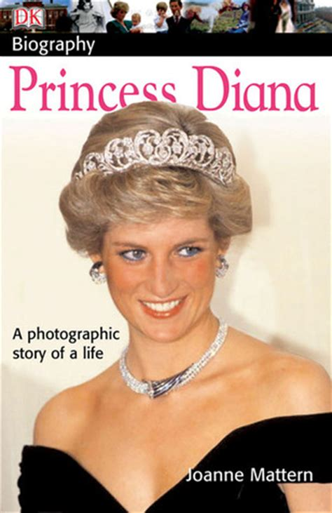 Biography Of Lady Diana Book | princess diana by joanne mattern reviews discussion