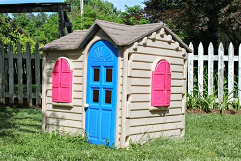 Tikes House by Tikes House Makeover