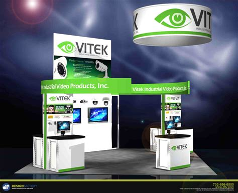 Booth Marketing Mba by Make Your Convention Booth A Show Stopper With Trade Show