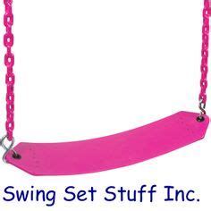 pink swing seat pretty in pink play set items on pinterest play sets