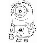 Here Is The Minion Image I Used To Get My Measurements For