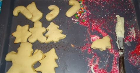 church house collection blog the kids baked sugar cookies