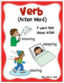 nouns verbs and adjectives make take teach