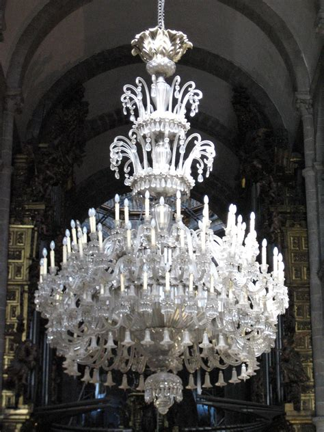 File Chandelier Santiago De Compostela Cathedral Chandelier Wiki