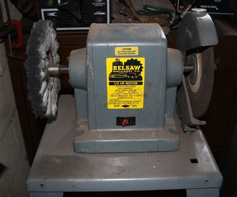 photo index belsaw machinery   rpm bench