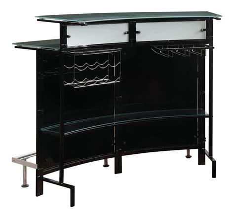 Contemporary Bar Furniture Modern Bar Unit 100139