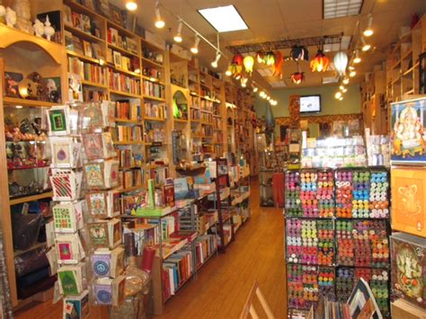 namaste bookshop healing crystals tarot decks incense shop