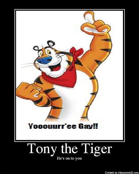 Tony The Tiger Meme - tony the tiger tells all memes