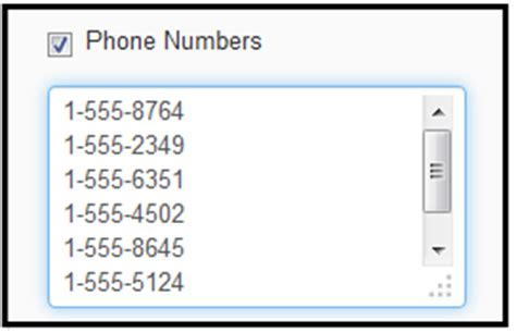 Post Office Call Out Number by How To Target Ads Based On Email Address Phone