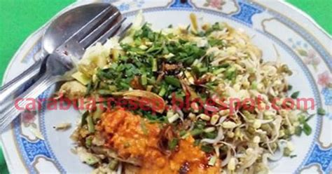 resep cara membuat nasi tutug oncom tasikmalaya asli resto cara membuat nasi lengko khas pantura resep masakan