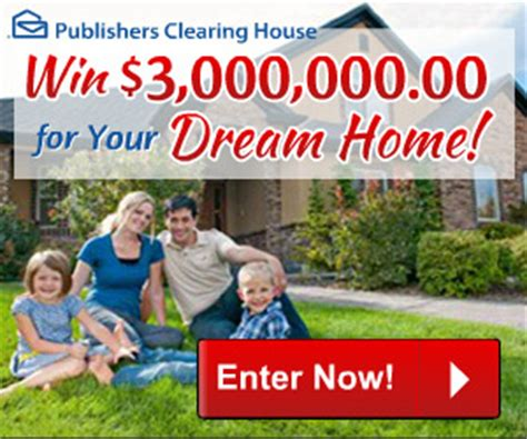 Enter Publishers Clearing House Sweepstakes - publishers clearing house sweepstakes is live isavea2z com