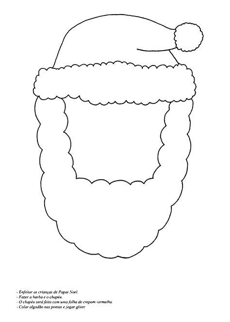 Desenhos para imprimir e colorir de Natal - Só Atividades