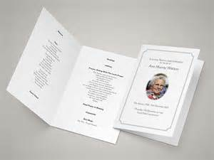order of service templates funeral order of service templates funeral hymn sheets