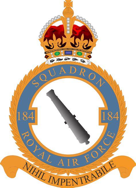 The Squadron no 184 squadron raf
