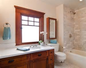 craftsman style bathroom mirrors craftsman style mirror bathroom design ideas pictures