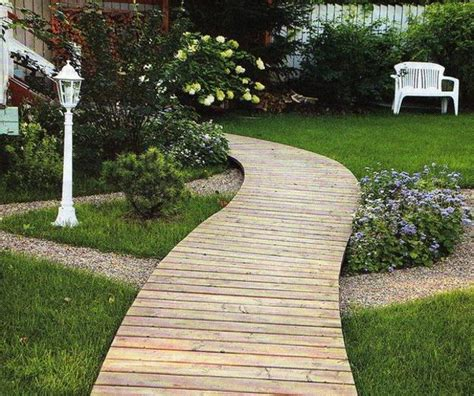 ideas  mixing materials  create beautiful yard