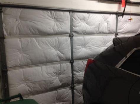 owens corning garage door insulation kit in stylish home