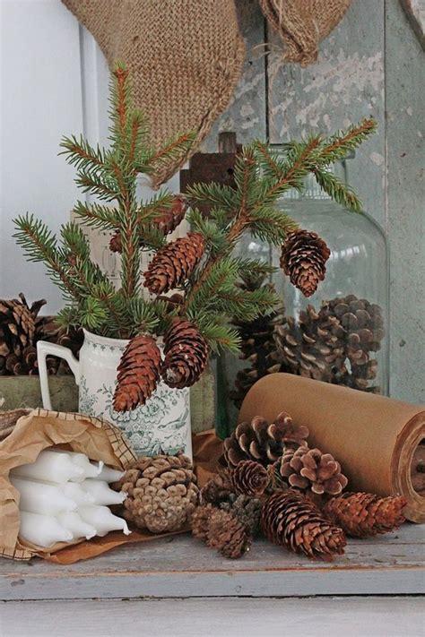 Winterdekoration Selber Basteln by Herrliche Herbst Winterdeko Die Durch Basteln Mit