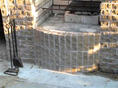 backyard barbecue pit my new backyard bbq barbecue pit youtube