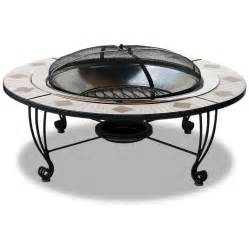 steel pit bowl uniflame pits 45 inch mosaic tile pit with