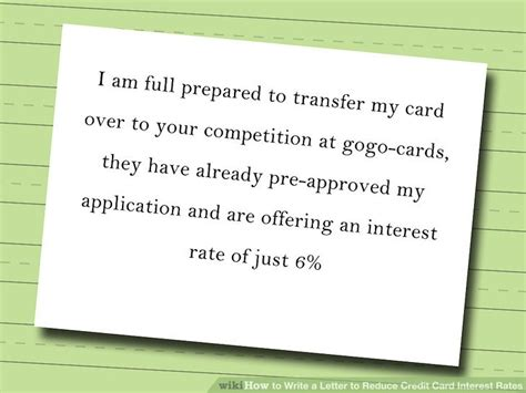 Letter Of Credit Rates how to get bank lower credit card interest rate infocard co