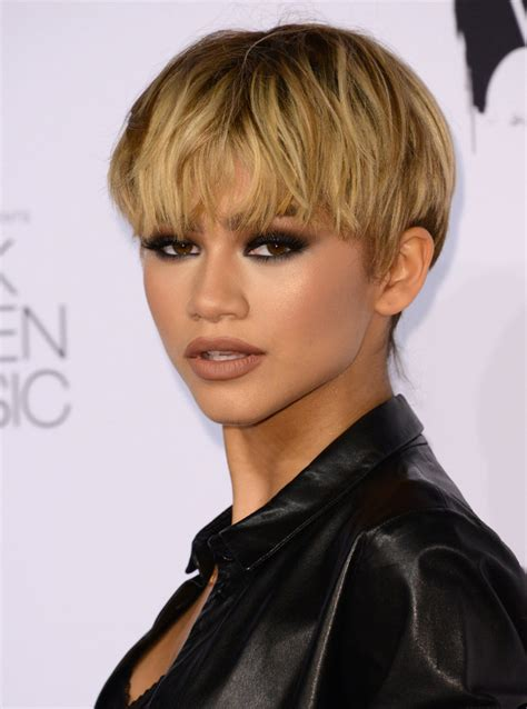haircuts davis square celebrity short hairstyles instyle com