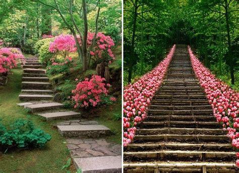 giardino in discesa foto giardino in pendenza piante di valeria treste